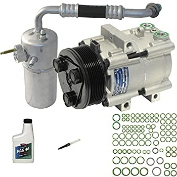 AC Compressor Kit fits 97, 98, 99, 00, 01, 02 Ford Expedition