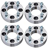 ECCPP 4x110 Wheel Spacers 1.5 INCH 38mm 4x110mm Compatible with 05-11 Kawasaki Brute Force 650 750|Suzuki Vinson 500 Suzuki Ozark 250 Suzuki Eiger 400 02-07|Yamaha Grizzly 350 450 04-17(4X 10x1.25)