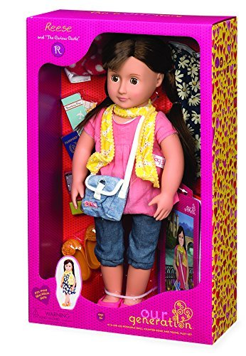 Our Generation Deluxe Doll - Reese &