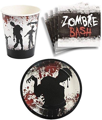 zombie birthday supplies - 2