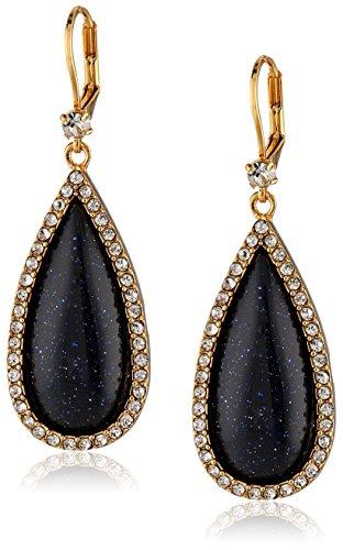 "kate spade new york ""Night Sky Jewels"" Blue Drop Earrings"
