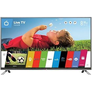 LG Electronics 60LB7100 60-Inch 1080p 120Hz 3D Smart LED TV (2014 Model)