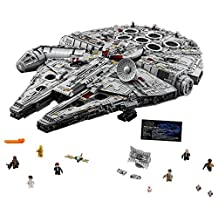 LEGO Star Wars 6175771 Millennium Falcon 75192 Building Kit (7541 Piece)