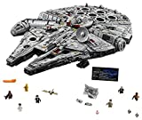 LEGO Star Wars Millennium Falcon 75192 Building Kit (7541 Piece)