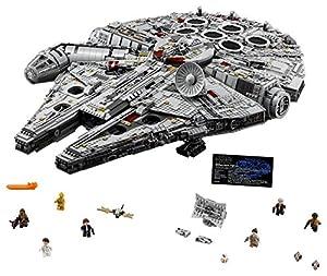LEGO Star Wars Millennium Falcon 75192 Building Kit (7541 Piece)