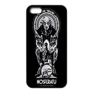iPhone 4 4s funda Negro [KHOAOKOFK5286] CUSTOM nosferatu tema el iPhone 4 4s funda