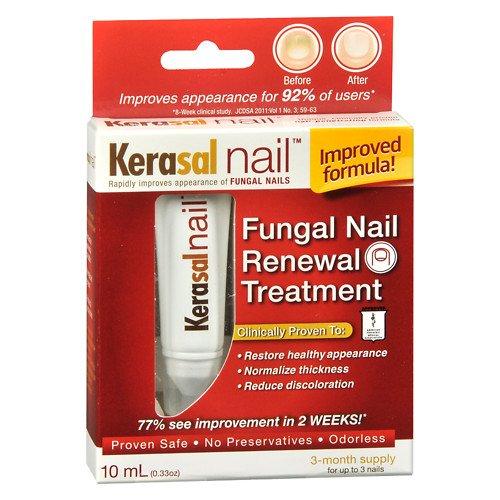 Kerasal Nail Fungal Nail Renewal Treatment, 3 month supply 0