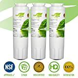 Pure Green Water Filter PG-8001 NSF Certified | Maytag UKF8001 Refrigerator Water Filter Lead Free | 3 Pack 3 Count
