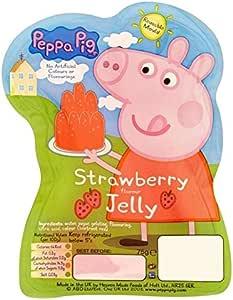 Peppa Pig Strawberry Jelly 75g