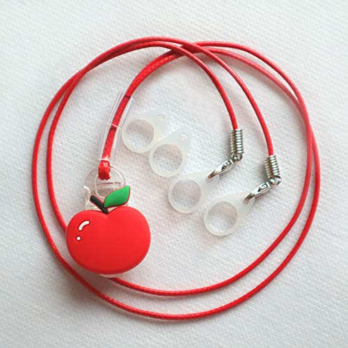 BTE Hearing Aids Protection & Security Clip Anti-Lost Cord Portable Hang Rope for Kid Child Teenager (R6668)
