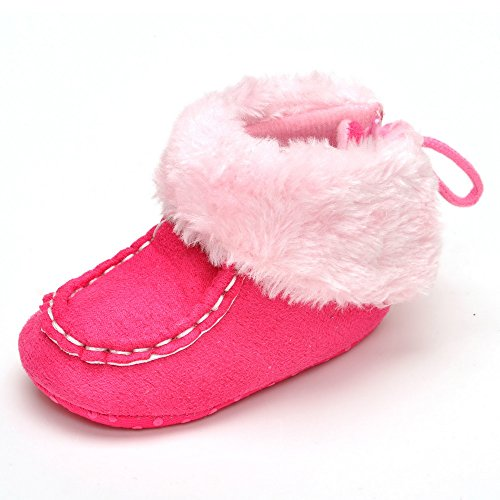 Baby  (Lace Up Pink Boots)
