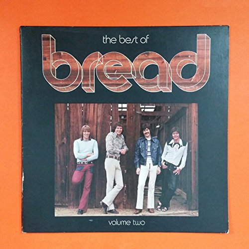 BREAD Best Of Volume II 6E 110 A SP LP Vinyl VG++ Cover VG+ GF Sleeve