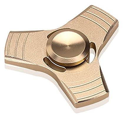 Fidget Spinner High Speed Aluminum Bearing Finger Hand Spinners Toy For Adults Kids