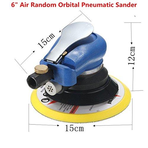 6 air sander orbital polish - 6