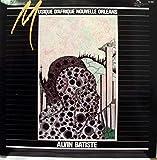 ALVIN BATISTE MUSIQUE D'AFRIQUE NOUVELLE ORLEANS vinyl record
