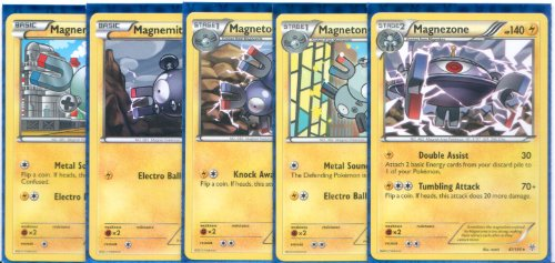 Magnemite Evolution Chain