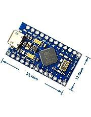 Pro Micro | ontwikkelboard voor Arduino IDE | ATMEL ATmega32U4 AVR microcontroller | 5V/16MHz | Christians Technikshop