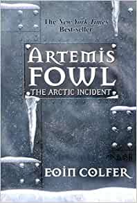 Artemis Fowl: The Arctic Incident (Book 2)-ExLibrary