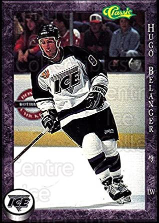 Amazon com: (CI) Hugo Belanger Hockey Card 1994-95