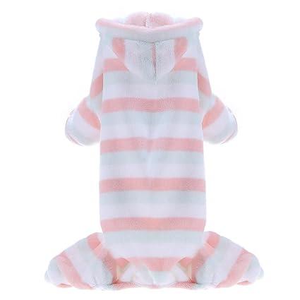 Buy Childplaymate Autumn Winter Pet Jumpsuit Dog Clothes Warm Hoodie