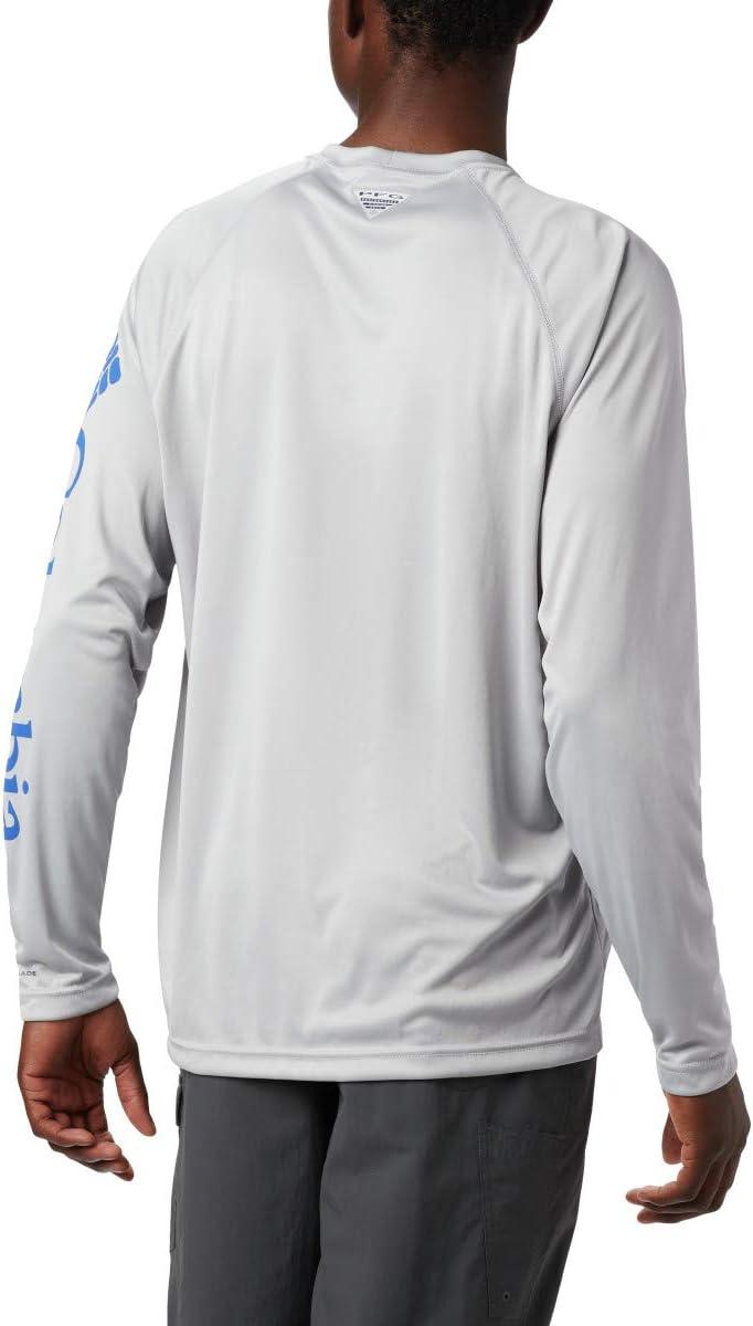 Columbia Mens Terminal Tackle Long Sleeve Shirt