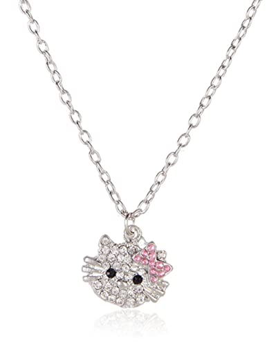 Buy cinderella long chain bedazzled kitty pendant necklace for women cinderella long chain bedazzled kitty pendant necklace for women aloadofball Gallery