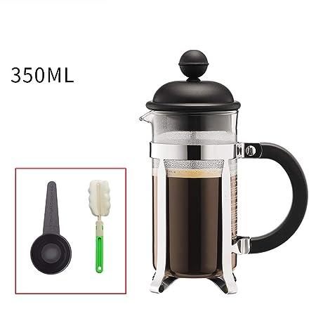 Sisyria Cafetera de presión Francesa Premium, Prensa de té ...