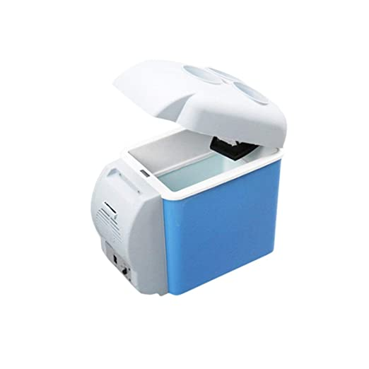 Compra Funnyrunstore 12V 7.5L Facilating Car Refrigerator Mini ...
