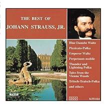 Best of Johann Strauss Jr. - Emperor Waltz, Blue Danube Waltz & More