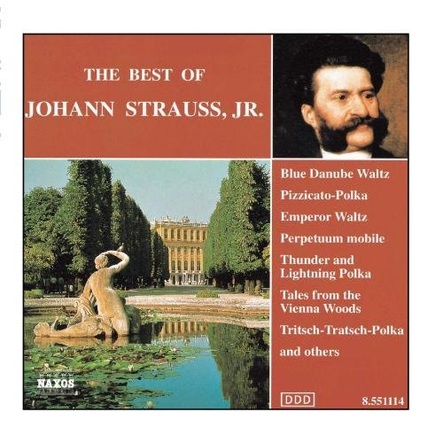 Price comparison product image Strauss,  Jr . : The Best Of Johann Strauss, Jr.
