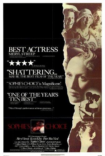 Sophie's Choice Movie Poster (27 x 40 Inches - 69cm x 102cm) (1982) -(Meryl Streep)(Kevin Kline)(Peter MacNicol)(Rita Karin)(Stephen D. Newman)(Josh Mostel)