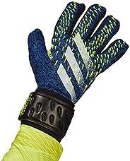adidas Predator Glove Unisex-Adult Black/Team Royal Blue/Solar Yellow/White