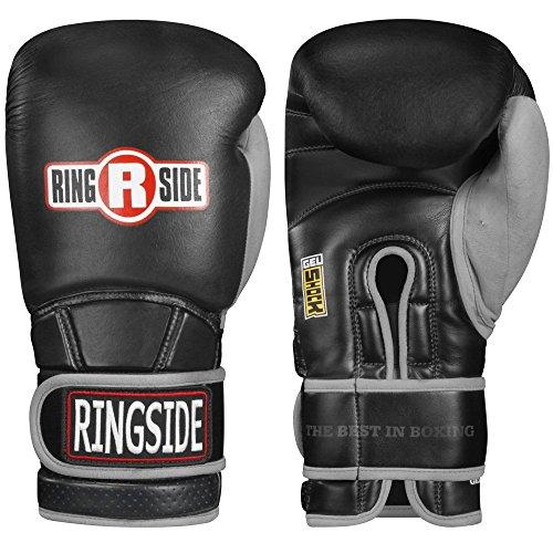 Ringside Gel Shock Safety Sparring Boxing Gloves (Renewed)