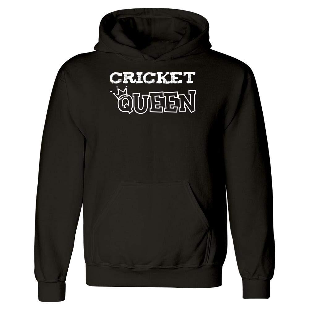 Hoodie Cricket Queen