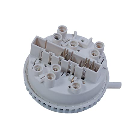 Genuine AEG Lavadora interruptor de presión: Amazon.es: Grandes ...