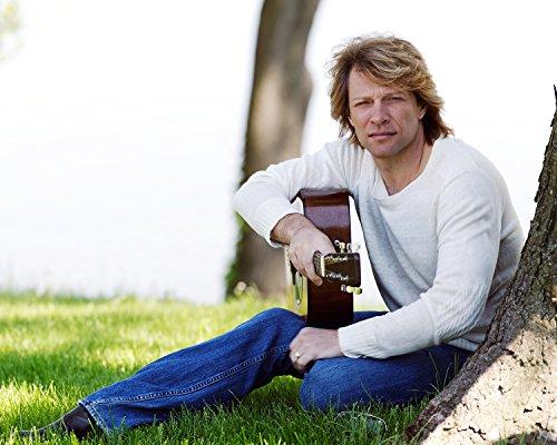 Jon Bon Jovi 8 x 10/8x10 Glossy Photo Picture IMAGE #9 -