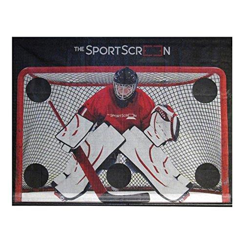 The Sports Screen The SportScreen Hockey Target