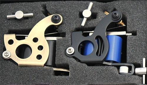 eyepower 6 Gun Tattoo Machine Kit Tattoo Gun Kit By JRFOTO S-T06 Tattoo Kit