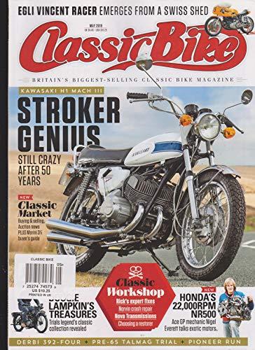 Classic Bike Magazine May 2019