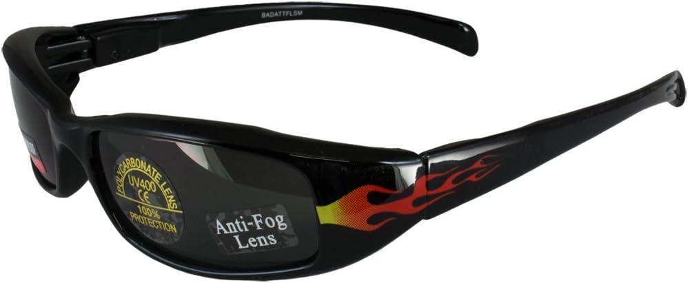 MF Bad Attitude Goggles Black Frame//Purple Lens