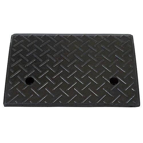 Guardian Industrial Products Rage Powersports DH-UP-5 Loading Dock Rubber Curb Ramp (40,000 lb.),1 Pack by Guardian Industrial Products (Image #5)