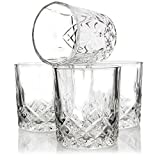 Whiskey Glasses, Scotch Bourbon Drinking Cups, Old