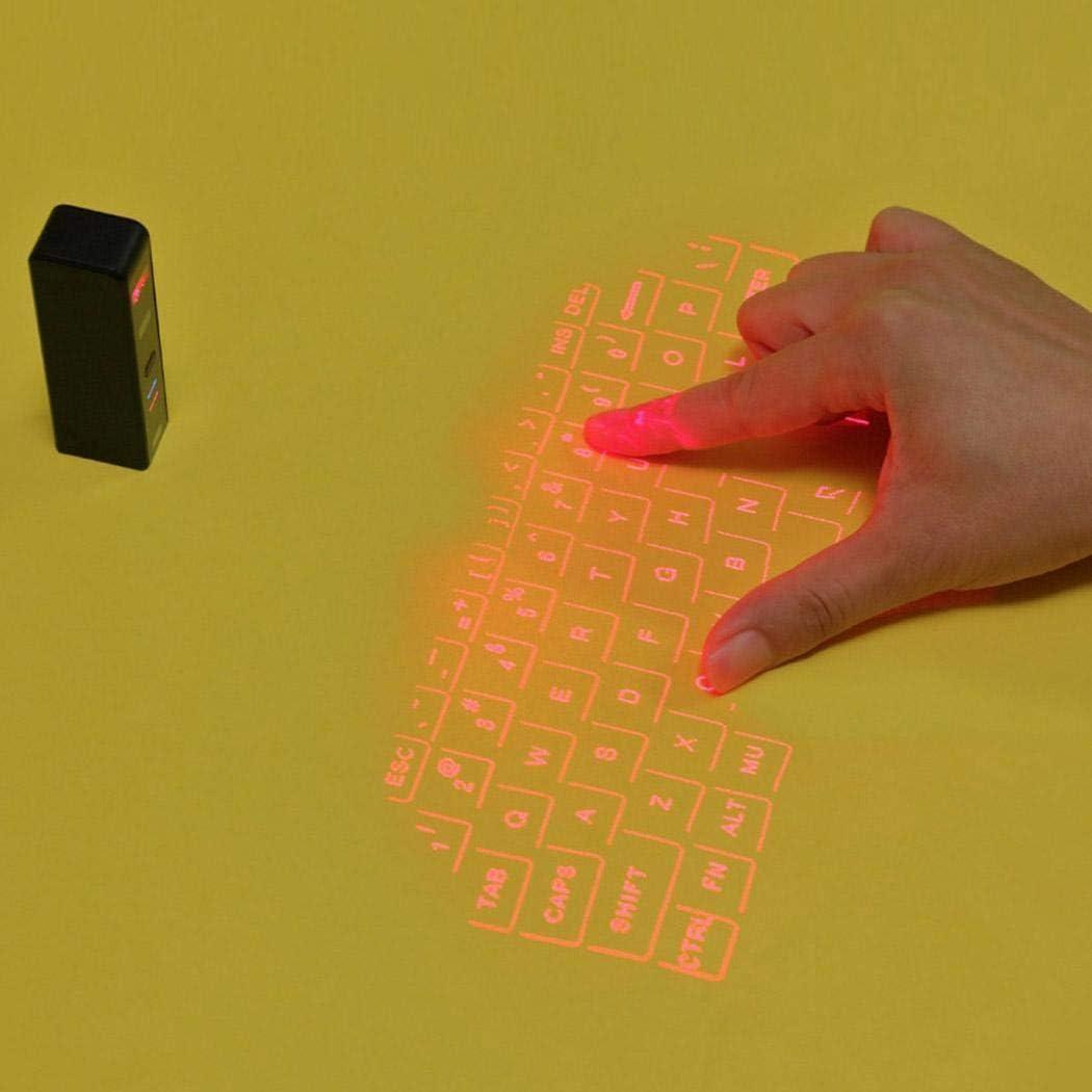 UpBeauty Laser Engraving Projection Keyboard KB320 Keyboards