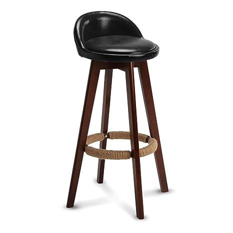 Remarkable Amazon Com Hemp Rope Footstool Pu Mat Rotating Seat Back Ibusinesslaw Wood Chair Design Ideas Ibusinesslaworg