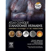 Atlas clinique d'anatomie humaine de McMinn et Abrahams: Imagerie clinique et de dissection avec compléments électroniques