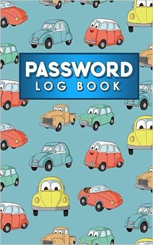 Password Log Book: Internet Password Journal, Password