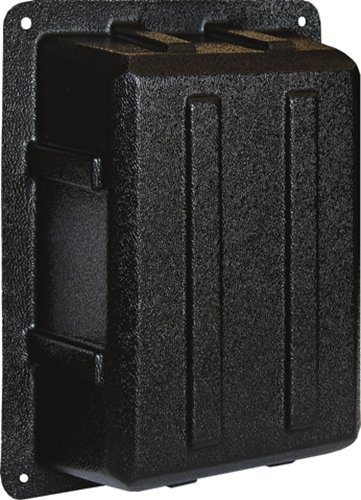 Blue Sea Systems AC Isolation Cover, 5-1/4 x 3 3/4x 3-Inch