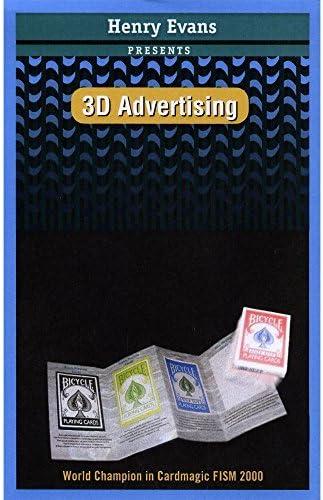 Image result for Henry Evans - 3D Advertising