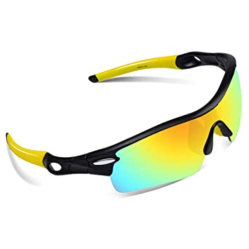 3b3548d4ada EWIN E02 Polarized Sports Sunglasses