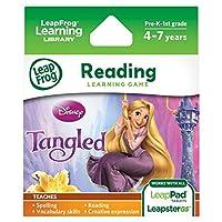 LeapFrog Disney: Juego de aprendizaje enredado (para LeapPad Tablets y LeapsterGS)